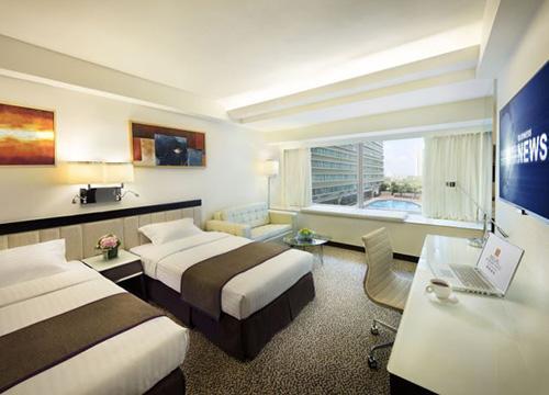 沙田麗豪酒店